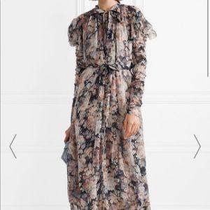 Zimmermann Tempest Frolic Floral Silk Maxi Dress